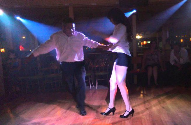 Baile calle 2