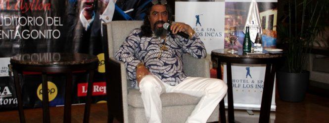 Diego 'El Cigala' está en Lima