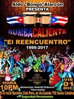 "Rumba Caliente: ""El Reencuentro"""