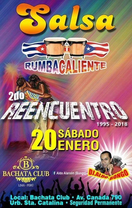 Afiche Aldo-Rumba 1
