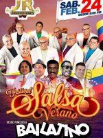 Festival Salsa Verano 2018