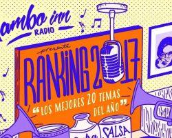 RANKING 2017 de Mamboinn Radio