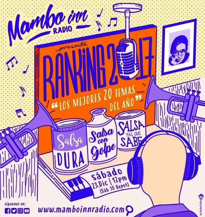 Afiche Ranking 2017