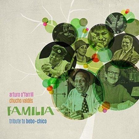 CD Arturo Ofarrill-Familia