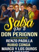 Don Perignon y La Puertorriqueña