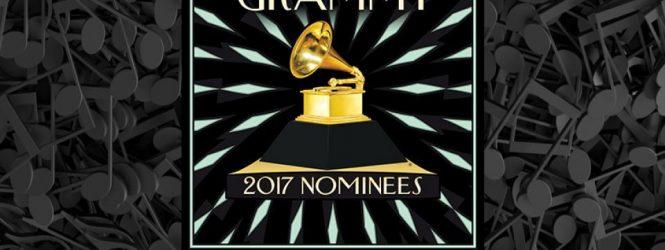 Nominados Grammy 2017