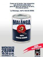 La Malanga, Salsa Fundamental