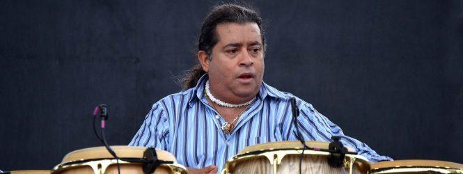 GIOVANNI HIDALGO, el gran percusionista