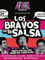 Orquesta Afinke y Los Bravos de la Salsa