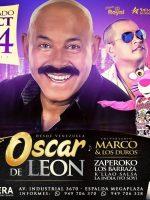 Oscar D'León en Concierto