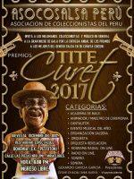 Premios Tite Curet 2017