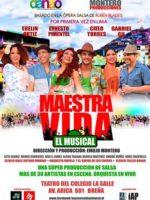 Maestra Vida, El Musical