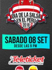 Día de la Salsa en Perú