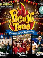 PicanTono – Primera Edición