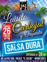 Luisito Carbajal y Orquesta
