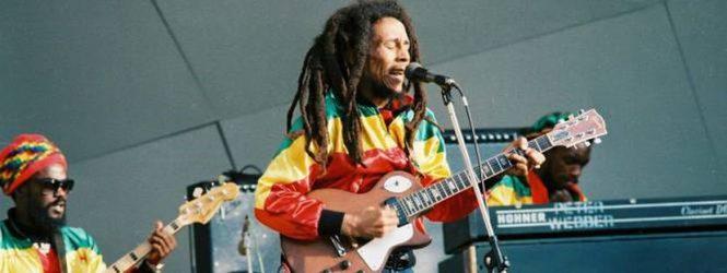 BOB MARLEY, ícono cultural del Reggae